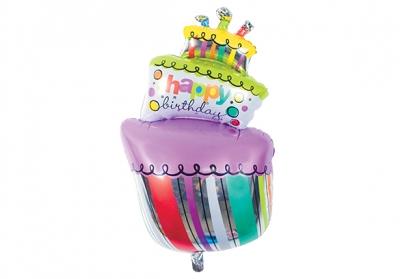 TORTA HAPPY BIRTHDAY - 32 PULGADAS