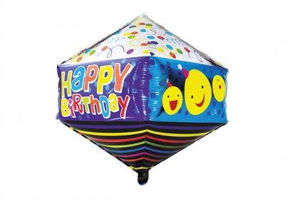 HAPPY BIRTHDAY - 24 PULGADAS